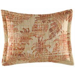 Tommy Bahama Batik Pineapple Pillow Sham