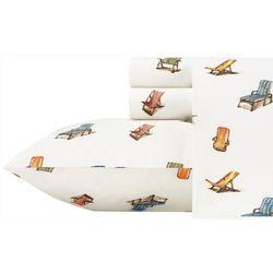 Tommy Bahama 2-pc. Beach Chairs Pillowcase Set