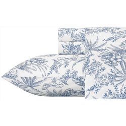 Tommy Bahama 2-pc. Pen & Ink Palm Pillowcase Set