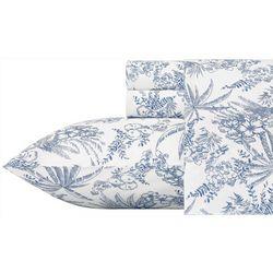 Tommy Bahama 2-pc. Pen & Ink Palm Pillowcase Set
