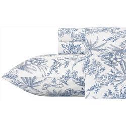 2-pc. Pen & Ink Palm Pillowcase Set