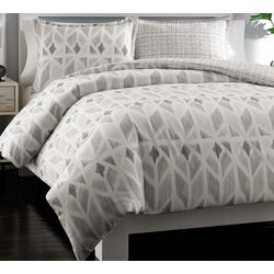 City Scene Grayson 3-pc. King Duvet Set