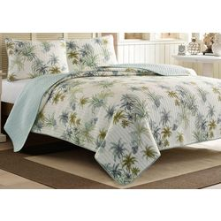 Tommy Bahama Serenity Palms Quilt
