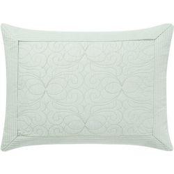 Tommy Bahama Nassau Aqua Standard Pillow Sham