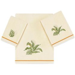 Tommy Bahama Palmiers Natural 3-pc. Towel Set