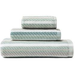 Ocean Bay Stripes 3-pc. Bath Towel Set