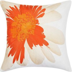 Trina Turk Palm Desert Daisy Throw Pillow