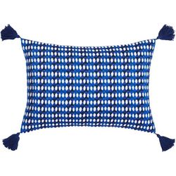 Trina Turk Samba De Roda Allover Triangle Throw Pillow