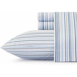 Nautica Sailing Stripe Sheet Set