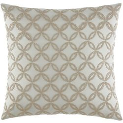 Stone Cottage Billie Beige Throw Pillow