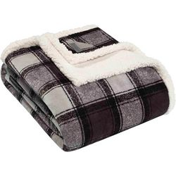 Eddie Bauer Croton Plaid Throw Blanket
