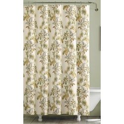Tommy Bahama Nador Beige Shower Curtain
