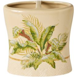 Tommy Bahama Palmiers Toothbrush Holder