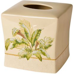 Tommy Bahama Palmiers Tissue Box Cover