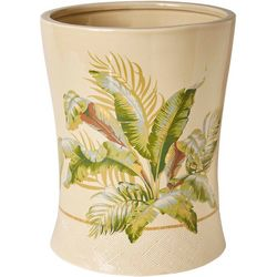 Tommy Bahama Palmiers Wastebasket