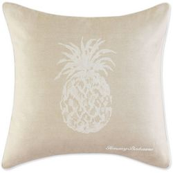 Tommy Bahama Pineapple 20'' Square Pillow
