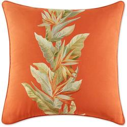 Birds of Paradise 20'' Square Pillow