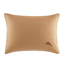 Tommy Bahama Cayo Coco Embroidered Pillow