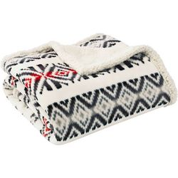 Eddie Bauer Mountain Village Throw Blanket