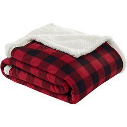 Eddie Bauer Cabin Plaid Throw Blanket