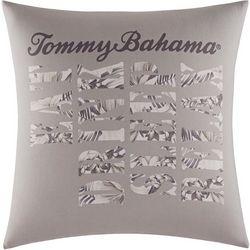 Tommy Bahama Sandy Coast Square Decorative Pillow