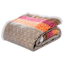Eddie Bauer Fair Isle Throw Blanket