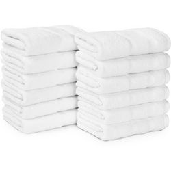 12-pc. Belle Haven Wash Cloth Set