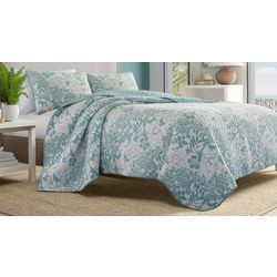 Tommy Bahama Laguna Beach Quilt Set