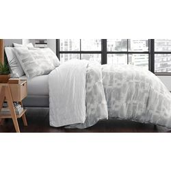 City Scene Aria Grey Comforter Set