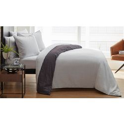 City Scene Isla White Comforter Set