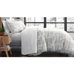 Aria Grey Duvet Cover Set