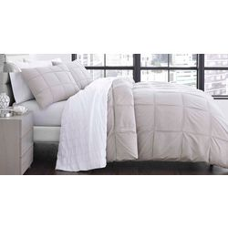 City Scene Cosette Grey Duvet Cover Set