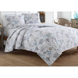 Tommy Bahama Beach Bliss Quilt Set