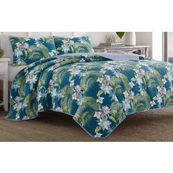 Tommy Bahama Southern Breeze Quilt Set