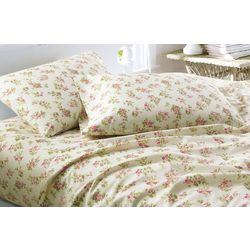 Laura Ashley Audrey Flannel Sheet Set