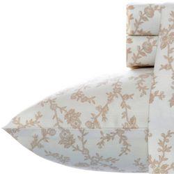 Laura Ashley Victoria Flannel Sheet Set