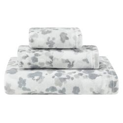 Laura Ashley 3-pc. Arietta Towel Set