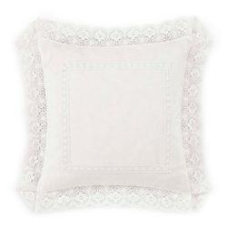 Laura Ashley Annabella 18'' x 18'' Decorative Pillow