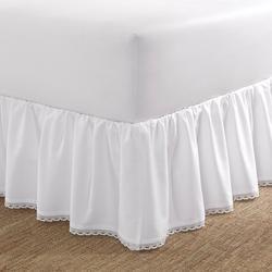 Crochet Ruffled Bed Skirt