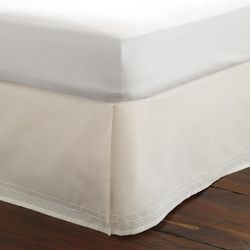 Laura Ashley Solid Tailored Bed Skirt
