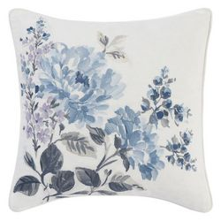 Laura Ashley Chloe 16'' x 16'' Decorative Pillow