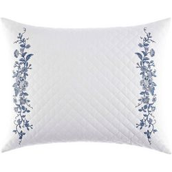 Laura Ashley Charlotte Embroidered Pillow