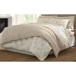 Laura Ashley Faye Toile Duvet Cover Set