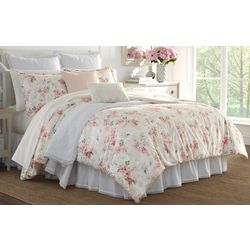 Laura Ashley Wisteria Comforter Set
