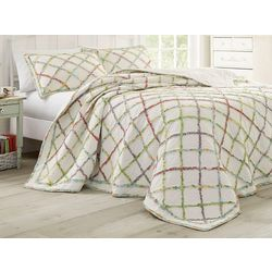 Laura Ashley Ruffle Garden Quilt