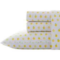 Poppy & Fritz Lemons Print Sheet Set