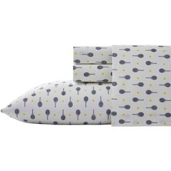 Poppy & Fritz Tennis Print Sheet Set