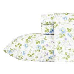 Laura Ashley Spring Bloom Wildflower Sheet Set