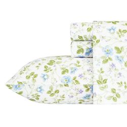 Laura Ashley Spring Bloom Wildflower Sheet Set