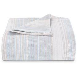 Tommy Bahama Sandy Shore Stripe Blanket